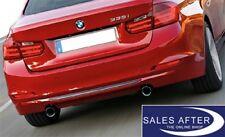 Original BMW Auspuffblende F30 F31 F34 F32 F33 F36 schwarz 335i 340i 435i 440i