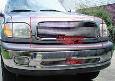 Fits 1999-2002 Toyota Tundra Main Upper Billet Grille Insert