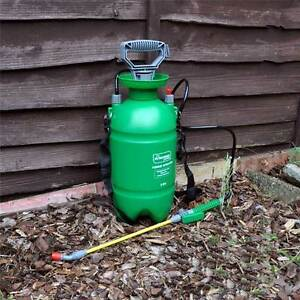 5L LITRE MANUAL FENCE PRESSURE SPRAYER GARDEN SHED PATIO TIMBER WOOD (PSFENCE)