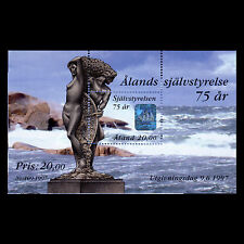 Aland 1997 - 75th Anniv of the Independence of Aaland Sculture - Sc 137 MNH