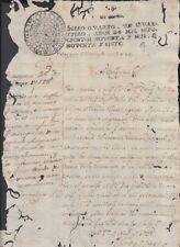 E4727 ANTILLES ESPAÑA SPAIN. 1798. SOLICITUD DE PERMISO DE NEGRO LIBRE AL EJERCI