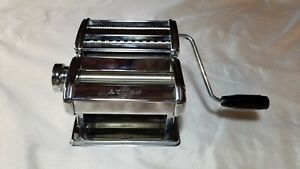 VINTAGE Marcato Atlas Tipo Lusso Model 150 Pasta Maker Noodle Machine