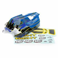 Losi LOS240003 Body, Painted, Gas: 8IGHT RTR