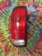 Tail Light For 1997-2003 Ford F-150 Styleside Clear & Red Lens, left side