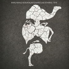 Baris Manco Live In Istanbul 1978 (live Audeince Recording from 78)NEW SEALED LP