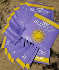 Tournesol Beauty Sunpop Self Tanning Towelettes Medium 12.5ml 22 towelettes