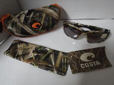 NUEVO COSTA DEL MAR TUNA Callejón Gafas de sol Mossy Oak Camuflaje /