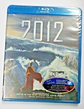 2012 Blu Ray Disc BNEW SEALED