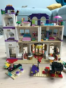 Lego Friends' Heartlake Grand Hotel, for ages 8-12