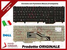 Tastiera Notebook DELL Latitude E6520 E6530 E6540 Precision M4600 M4800 M6600 (N