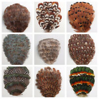 PHEASANT Feather PADS Many Types & Colors (Headband/Hats/Halloween/Costumes)