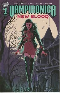 Vampironica New Blood 1 NM Archie Horror