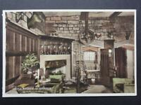 Gloucestershire: St. Briavels Castle Kitchen, Royal Forest of Dean, Old Postcard