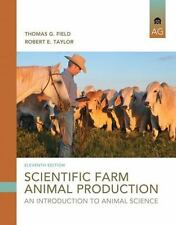 (ElectronicBook)Scientific Farm Animal Production: An Introduction(11th Edition)