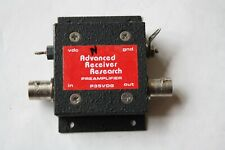 Advanced Receiver Research P35VDG VHF Preamplifier 35-40 MHz, Gain 26 dB
