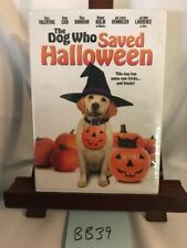 THE DOG WHO SAVED HALLOWEEN DVD! BRAND NEW! FREE SHIPPING! BB39