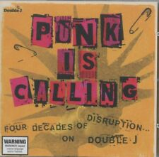 Punk Is Calling: Four Decades Of Disruption on Double J by Various Artists (CD, Jun-2016, 2 Discs, Double J)