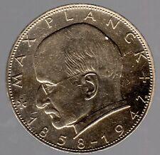 2 DM 1960 G Max Planck in vorzüglich