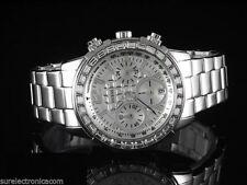 Guess w0016l1 reloj mujer damenuhr fashion cronografo acero mejorofertarelojes