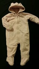 Baby Girl Pink Old Navy Snow Suit Size 6-12 Months