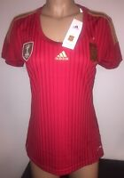 Adidas SPAIN World Cup 2014 Home Womens Jersey M