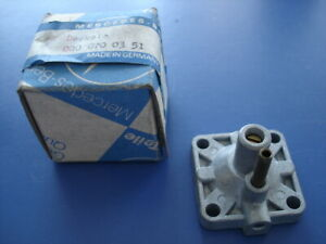 Mercedes Pierburg carburetor cover M110 engine 280 W114 W115 W116 W123 G Wagen