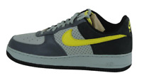 Nike 318775 071 Air Force One 1 Low Premium Mens Shoes Leather Sneakers DS