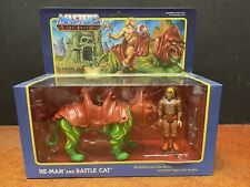 Super 7 Masters Of The Universe He-Man And Battle Cat EM7140