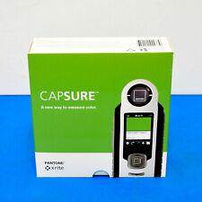 X-Rite Pantone Capsure RM200-PT01 Color Matching HandHeld Device Brand New
