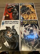Batman: The Detective 1-4 Cover A Tom Taylor DC Excellent Condition