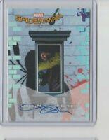 Spiderman Homecoming Autograph Trading Card Logan Marshall Green (A1)