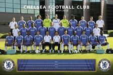 Chelsea : Team Photo : 2011-2012 - Maxi Poster 61cm x 91.5cm (new & sealed)