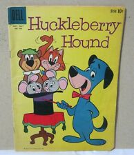 Huckleberry Hound Dell Vintage Comic Book No.990  T*
