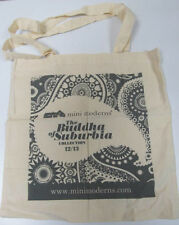 DESIGNER TOTE BAG 'THE BUDDHA OF SUBURBIA' COLLECTION BY MINI MODERNS (GA168882)