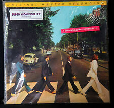 MFSL SEALED NEVER-PLAYED! 1979 BEATLES Abbey Road 1/2 Speed Mobile Fidelity MoFi
