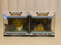 Funko Pop A Day with Pikachu Sparking Up a Celebration + Sweet Days Are Here Set