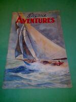 Lisez-moi Aventures - N°6 Aout 1948