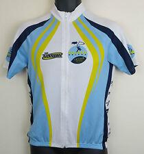 Vtg Cycling Retro Inverse Vintage Jersey Top Shirt Trikot Maillot Skjorte M