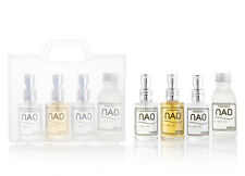 Nao - Valigetta 4 prodotti - acqua profumata, lucida pelo, antiodori, shampoo