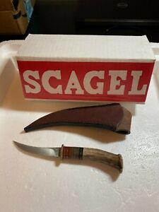 Scagel  .Northwoods Knives Scagel Skinner