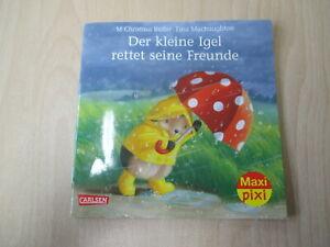 Maxi-Pixi - DER KLEINE IGEL RETTET SEINE FREUNDE - Nr. 138 - Serie 35