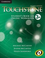 Touchstone Level 3 Student's Book a with Online Workbook a (Mixed Media Product)