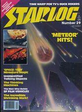 SPACE 1999  STARLOG MAGAZINE #29