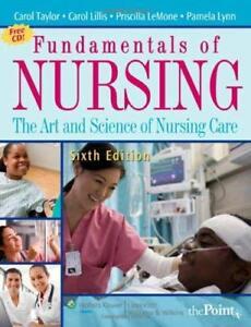 Fundamentals Of Nursing - by Taylor