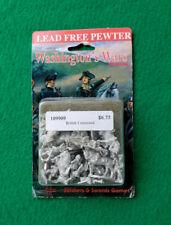 15mm, Washington's Wars, British Command, Stock No.: 109909,. MIP