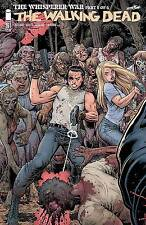 The Walking Dead #161 Whisperer War Part 5 Arthur Adams Cover B Connecting NM