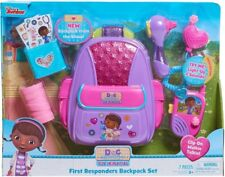 NEW Doc Mcstuffins First Responder Back Pack from Mr Toys