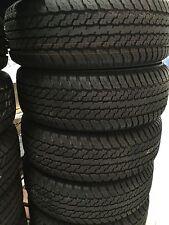 Yokohama GeolanderAT G94 265/65/17 NEW tyres SET Of 4 -Hilux PRADO Ranger Triton
