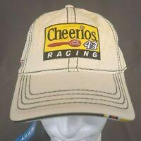Cheerios Racing 43 StrapBack Hat Baseball Cap Petty Enterprises Nascar Cereal