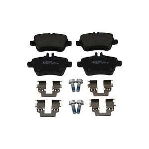 For Mercedes CLA C117 CLA 180 CDi Eurobrake Rear Disc Brake Pads Set